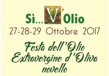 Festa dell'Olio Novello di Vetralla